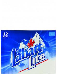 Labatt Lite - 12 Bottles