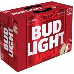 Bud Light Apple - 12 Cans