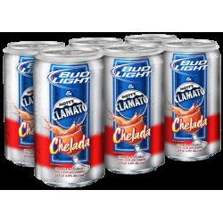 Bud Light Chelada - 6 Cans