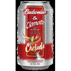 Budweiser Chelada - 6 Cans