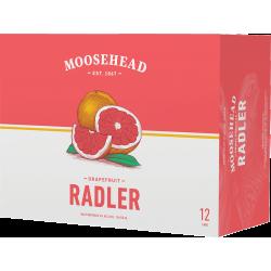 Moosehead Radler - 12 Cans