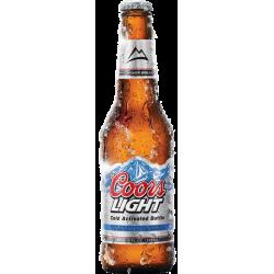 Coors Light - 12 Bottles