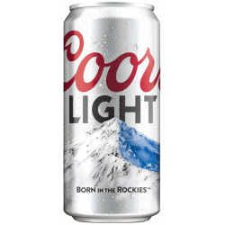 Coors Light - 15 Cans